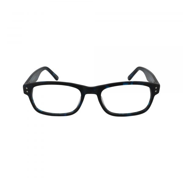Tuff Blue Glasses - Front View