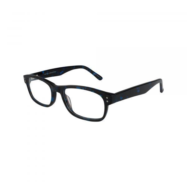 Tuff Blue Glasses - Side View