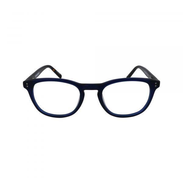 K305 Blue Glasses - Front View