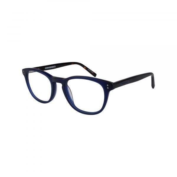 K305 Blue Glasses - Side View
