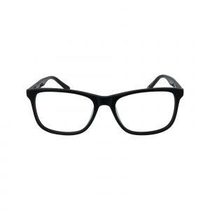 PJ4044 Black Glasses - Front View