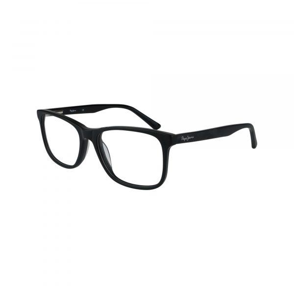PJ4044 Black Glasses - Side View