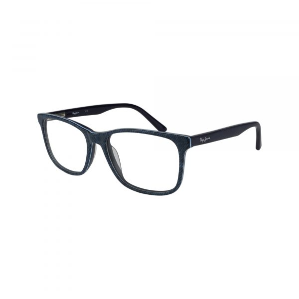 PJ4044 Blue Glasses - Side View