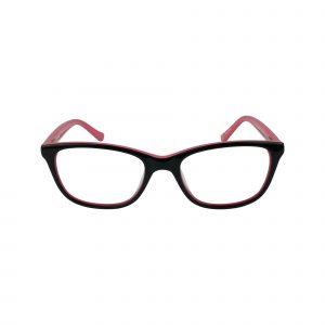 PJ4030 Black Glasses - Front View