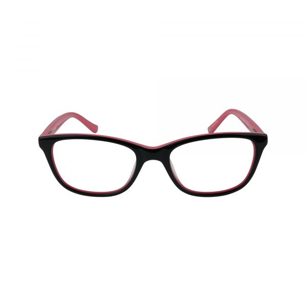 PJ4030 Black Glasses - Front View