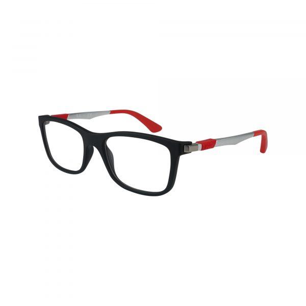 1549 Black Glasses - Side View