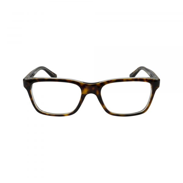 1536 Brown Glasses - Front View