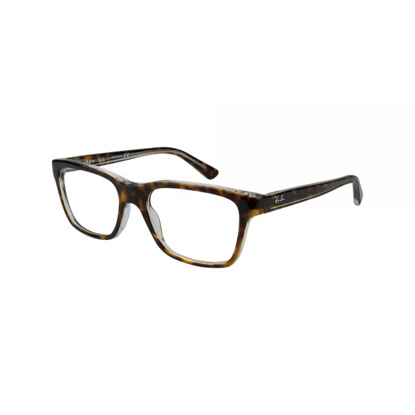 1536 Brown Glasses - Side View