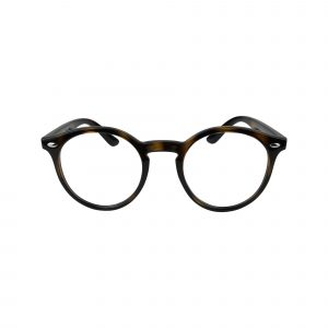1594 Brown Glasses - Front View
