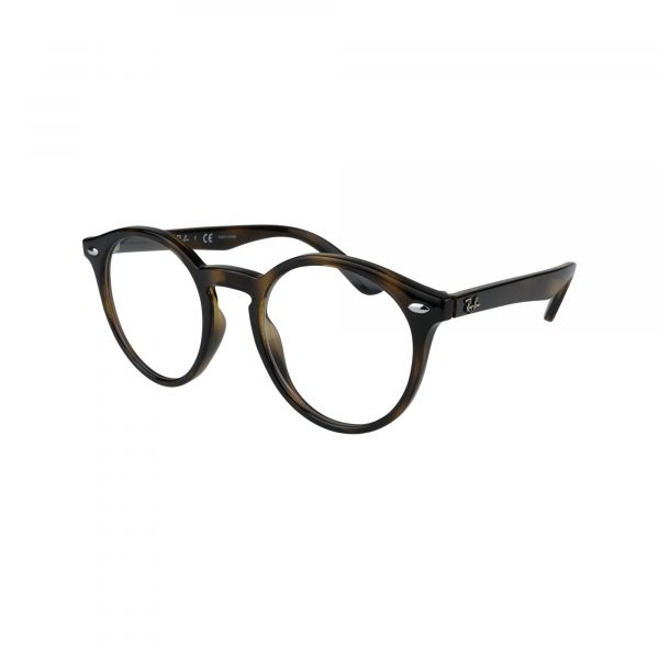 1594 Brown Glasses - Side View