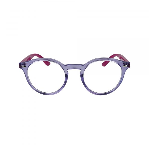 1594 Purple Glasses - Front View