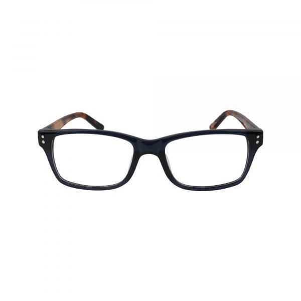 Foul Gunmetal Glasses - Front View