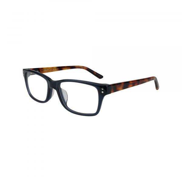 Foul Gunmetal Glasses - Side View