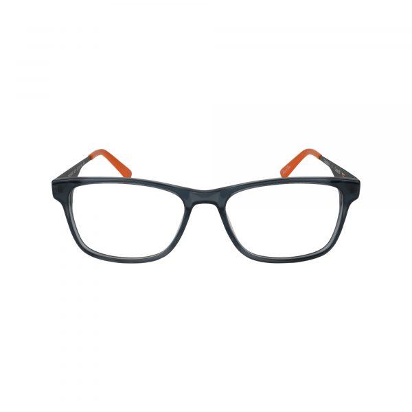 Pregame Gunmetal Glasses - Front View