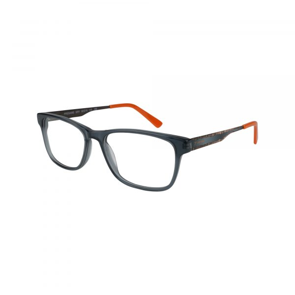 Pregame Gunmetal Glasses - Side View