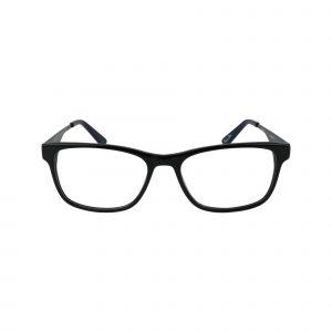 Pregame Black Glasses - Front View