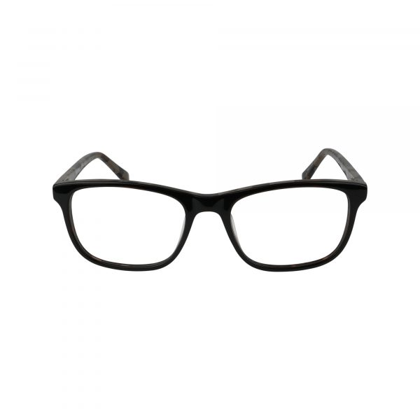 135 Brown Glasses - Front View