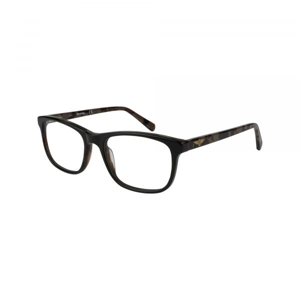 135 Brown Glasses - Side View