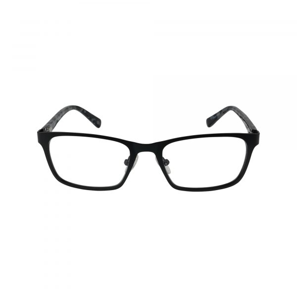 136 Black Glasses - Front View