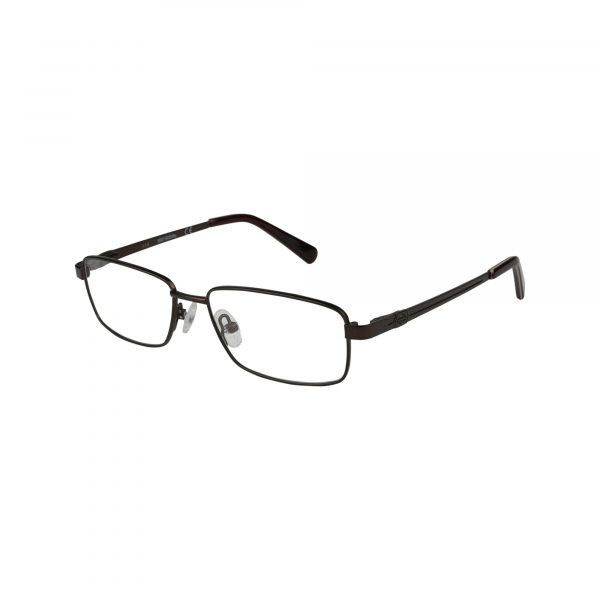 134 Brown Glasses - Side View