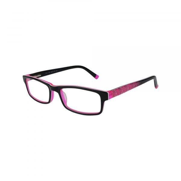 R410 Pink Glasses - Side View
