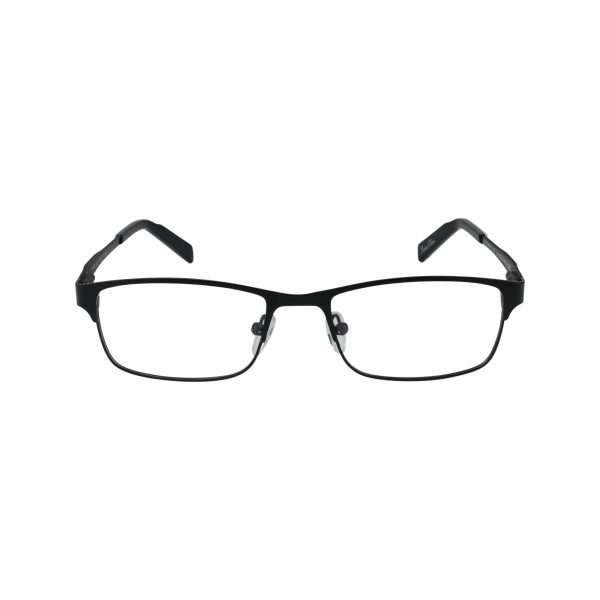R708 Black Glasses - Front View