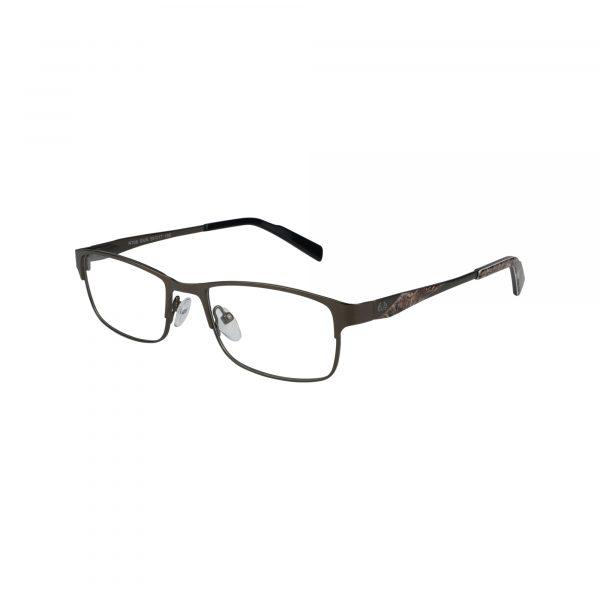 R708 Gunmetal Glasses - Side View