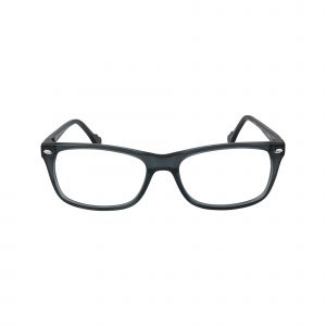 HK53 Gunmetal Glasses - Front View