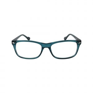 HK53 Blue Glasses - Front View