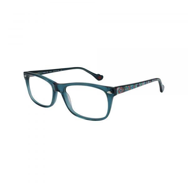 HK53 Blue Glasses - Side View