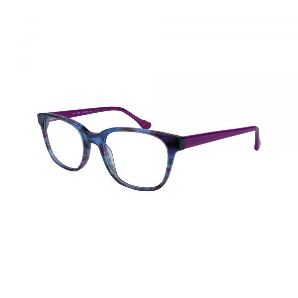 HK65 Purple Glasses - Side View