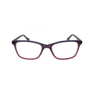 HK92 Purple Glasses - Front View