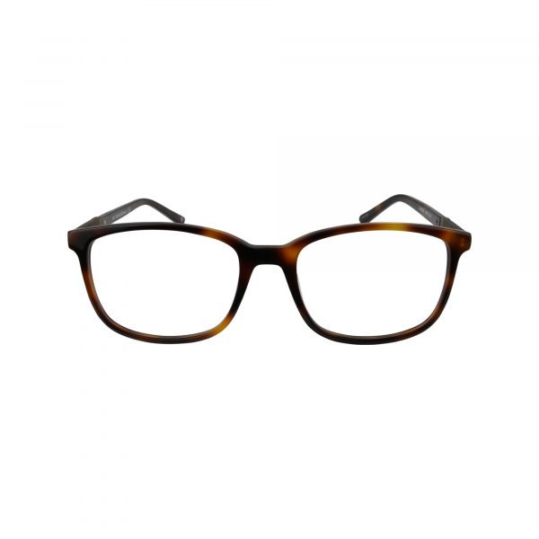 Kayden Brown Glasses - Front View