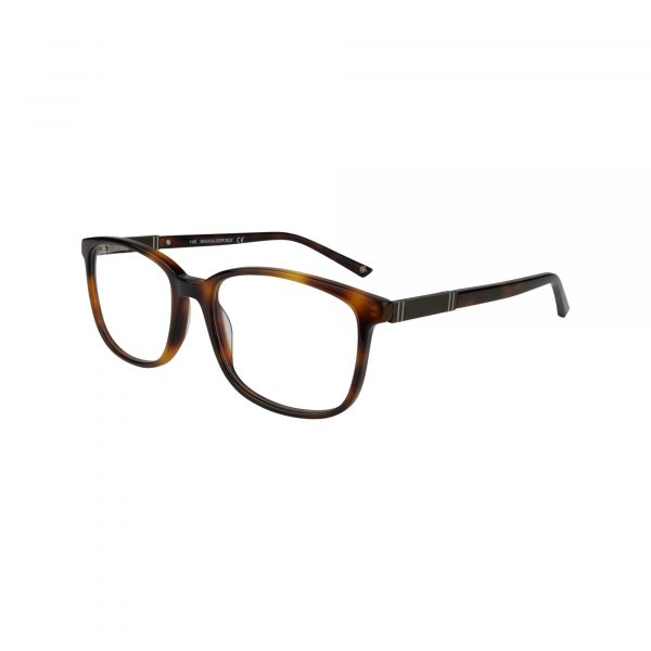 Kayden Brown Glasses - Side View