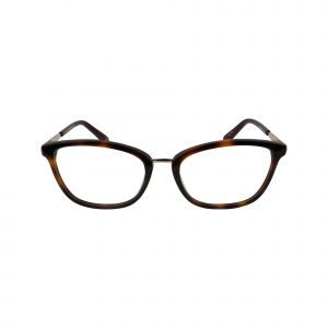 Harper Brown Glasses - Front View