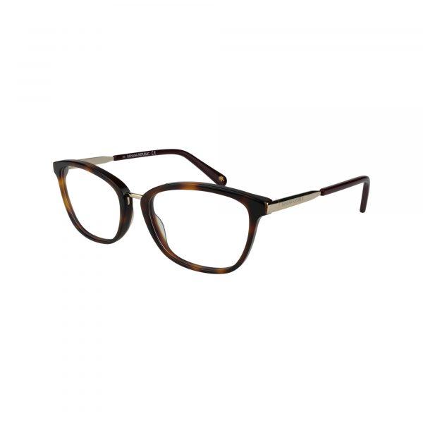 Harper Brown Glasses - Side View