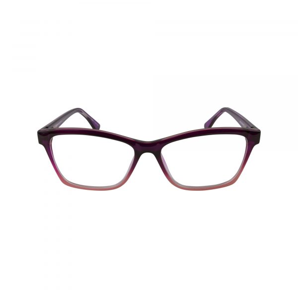 74 Purple Glasses - Front View
