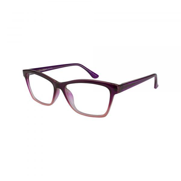74 Purple Glasses - Side View