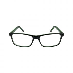39 Green Glasses - Front View