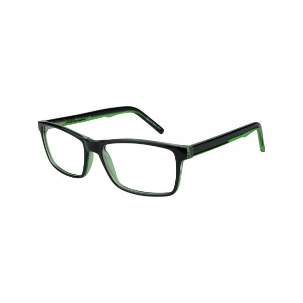39 Green Glasses - Side View