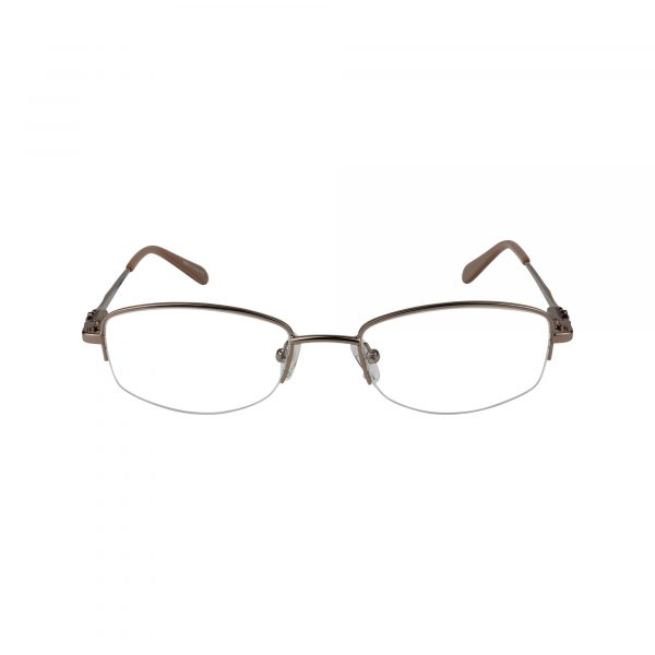 602 Bronze Glasses - Front View