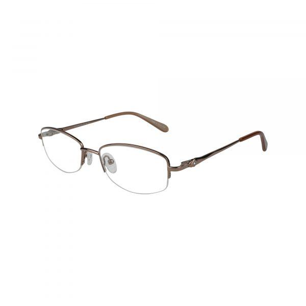 602 Bronze Glasses - Side View