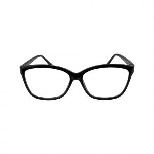 77 Black Glasses - Front View