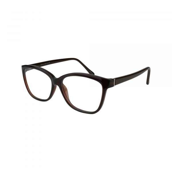 77 Brown Glasses - Side View