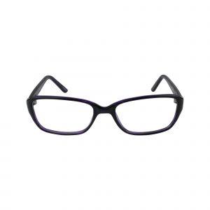 36 Purple Glasses - Front View