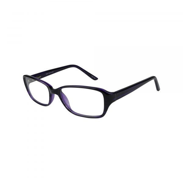 36 Purple Glasses - Side View