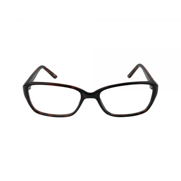 36 Tortoise Glasses - Front View
