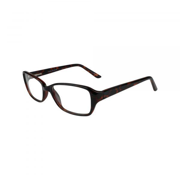 36 Tortoise Glasses - Side View