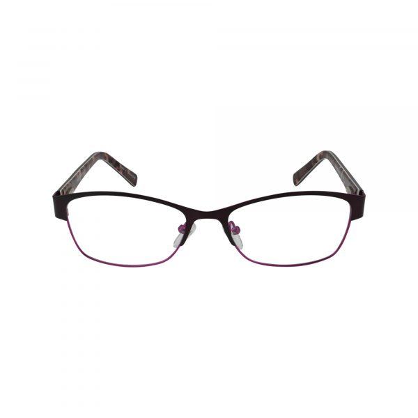 651 Purple Glasses - Front View