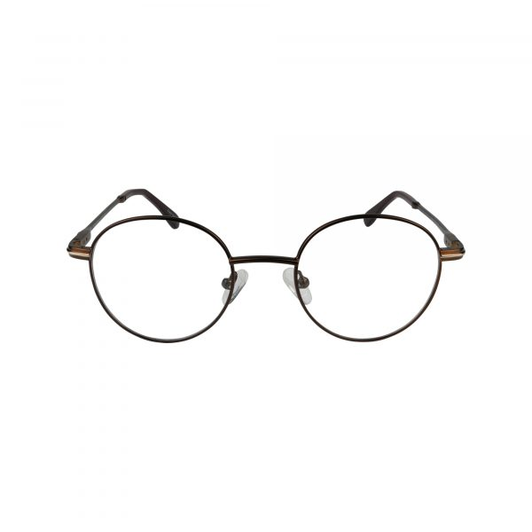 662 Brown Glasses - Front View